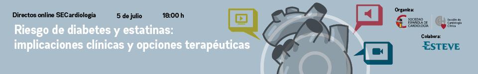 Riesgo de diabetes y estatinas: implicaciones clínicas y opciones terapéuticas