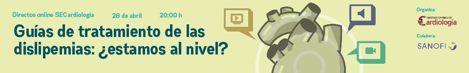 Guías de tratamiento de las dislipemias: ¿estamos al nivel?